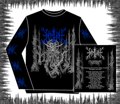 European Tour 2018 long-sleeve
