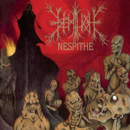 Nespithe LP - 1st pressing!