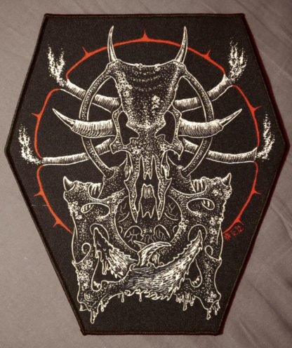 """""""The Adversary only"""" back patch"""