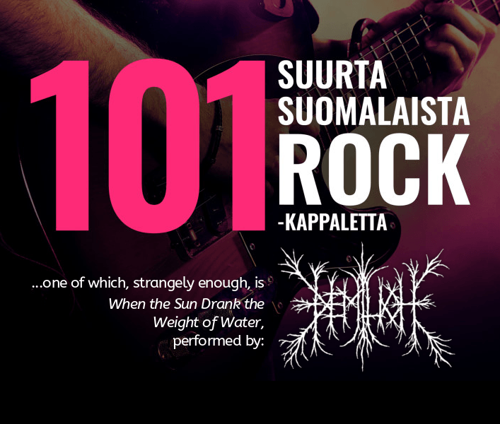 101 songs of Finnish rock greatness, including Demilich [CTA]