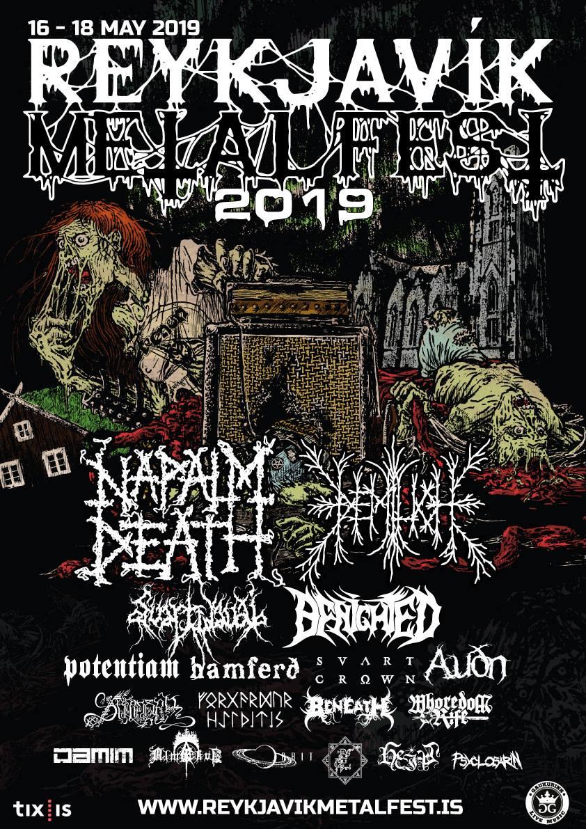 Reykjavik Metalfest 2019