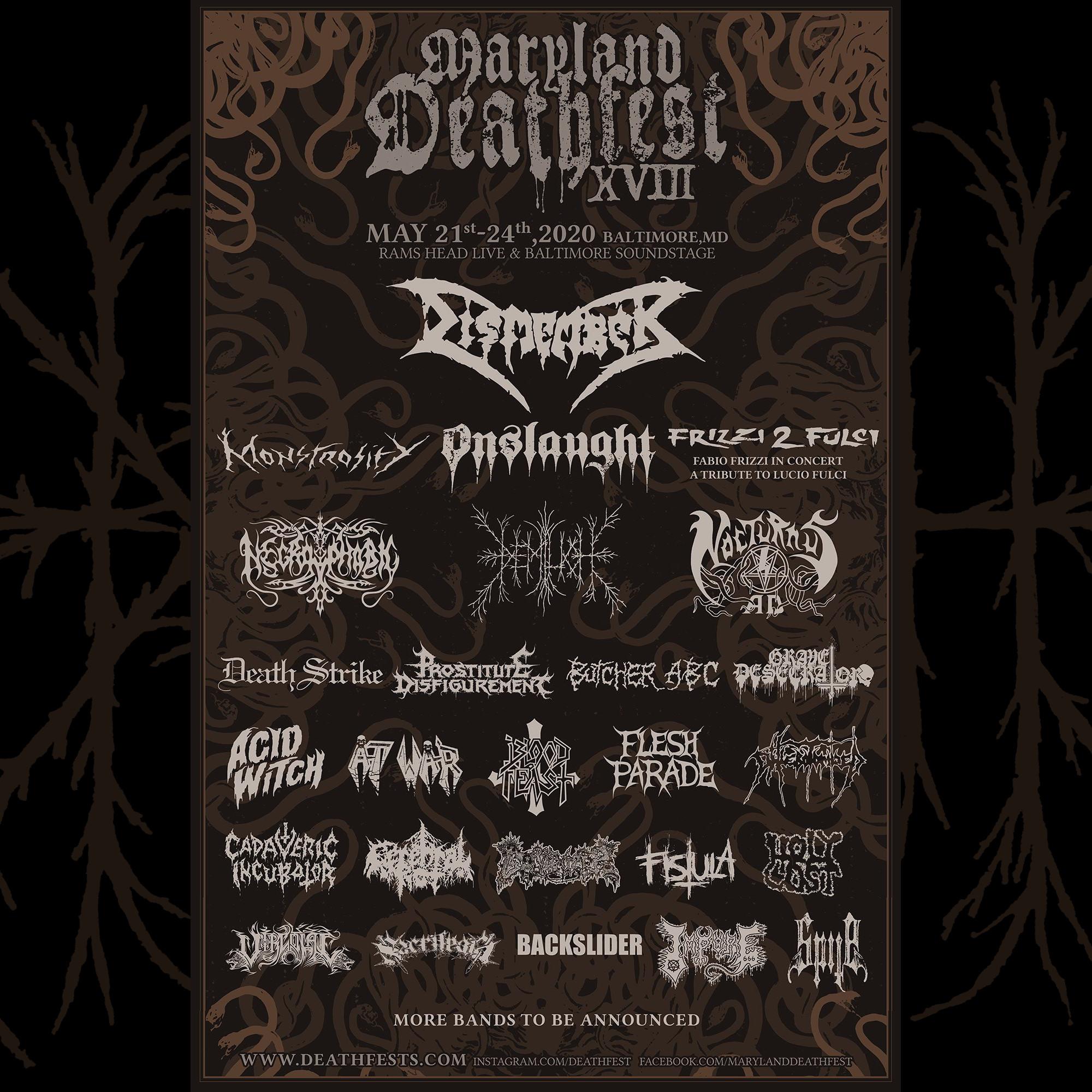Demilich Deathfest XVIII