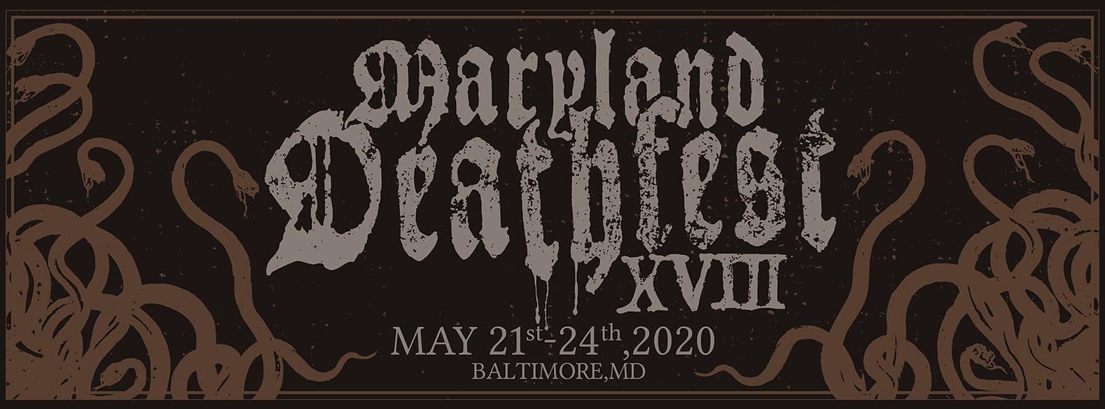 Maryland Deathfest XVIII