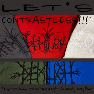 Contrastless Logo T-shirt - NEW COLORS!