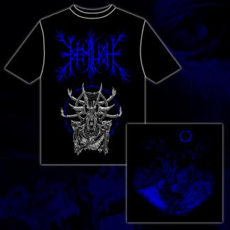 Blue Classic Adversary T-shirt - NEW DESIGN!